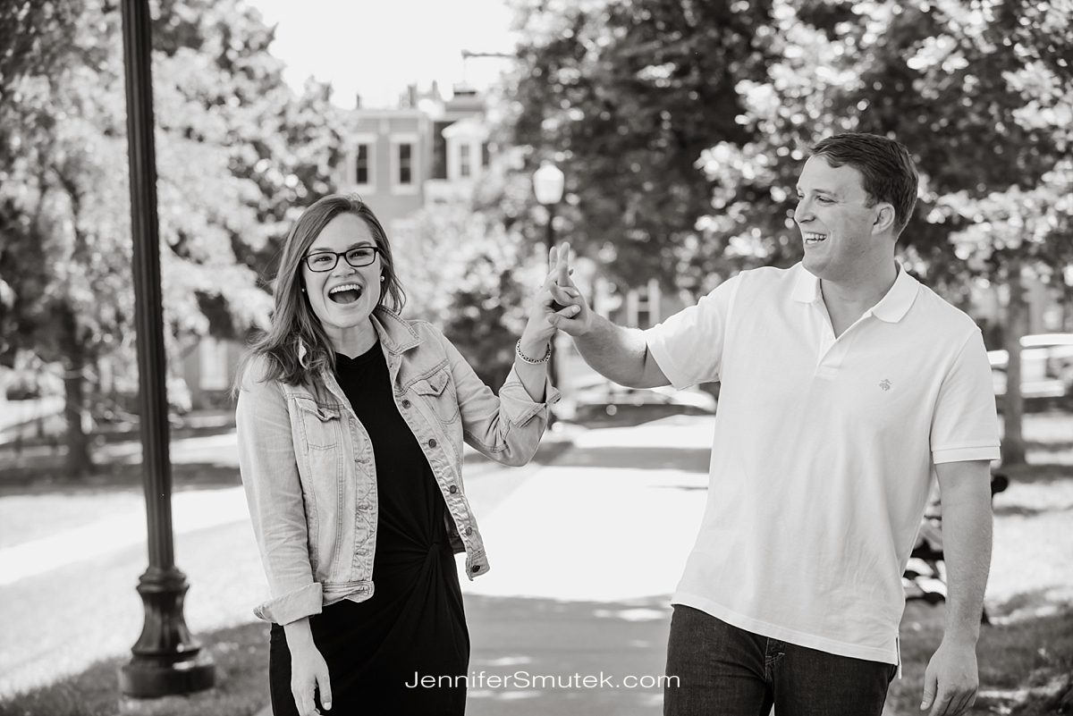 sunny federal hill proposal photos