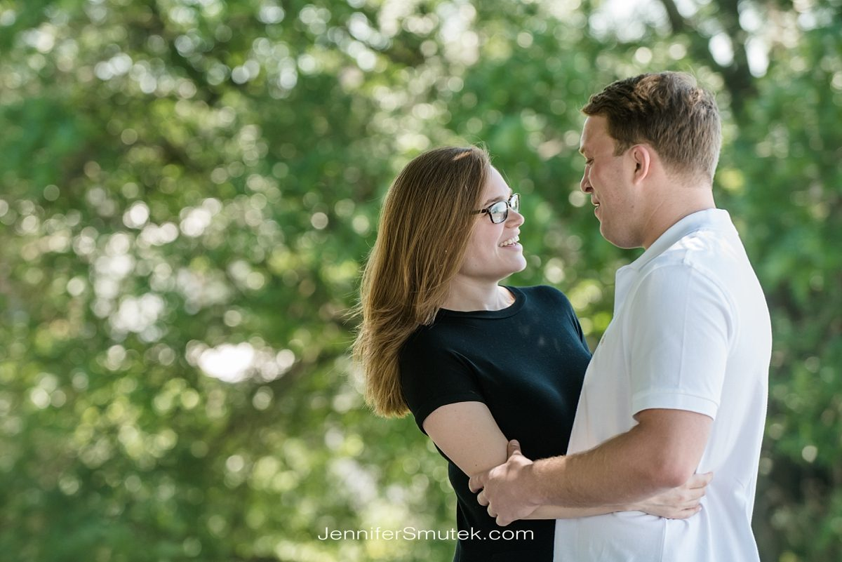 Federal Hill proposal photographer