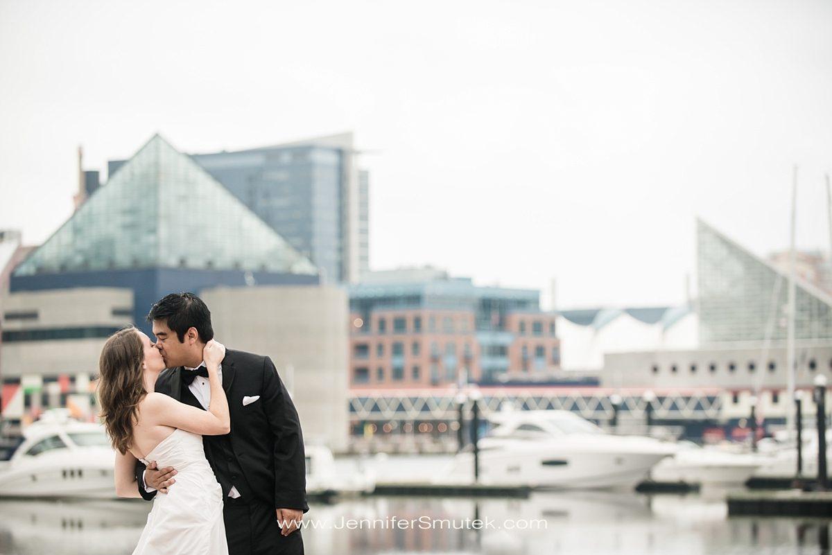 baltimore elopement photos