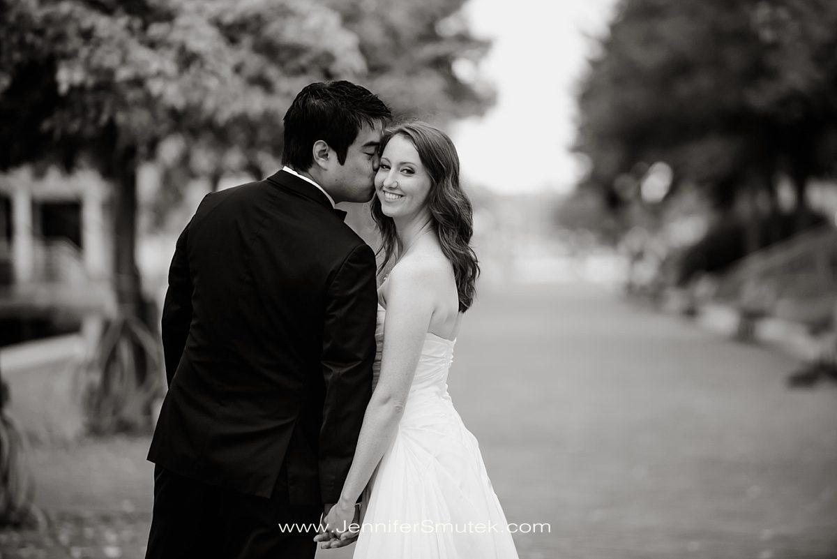 Inner Harbor Wedding Photos  Baltimore