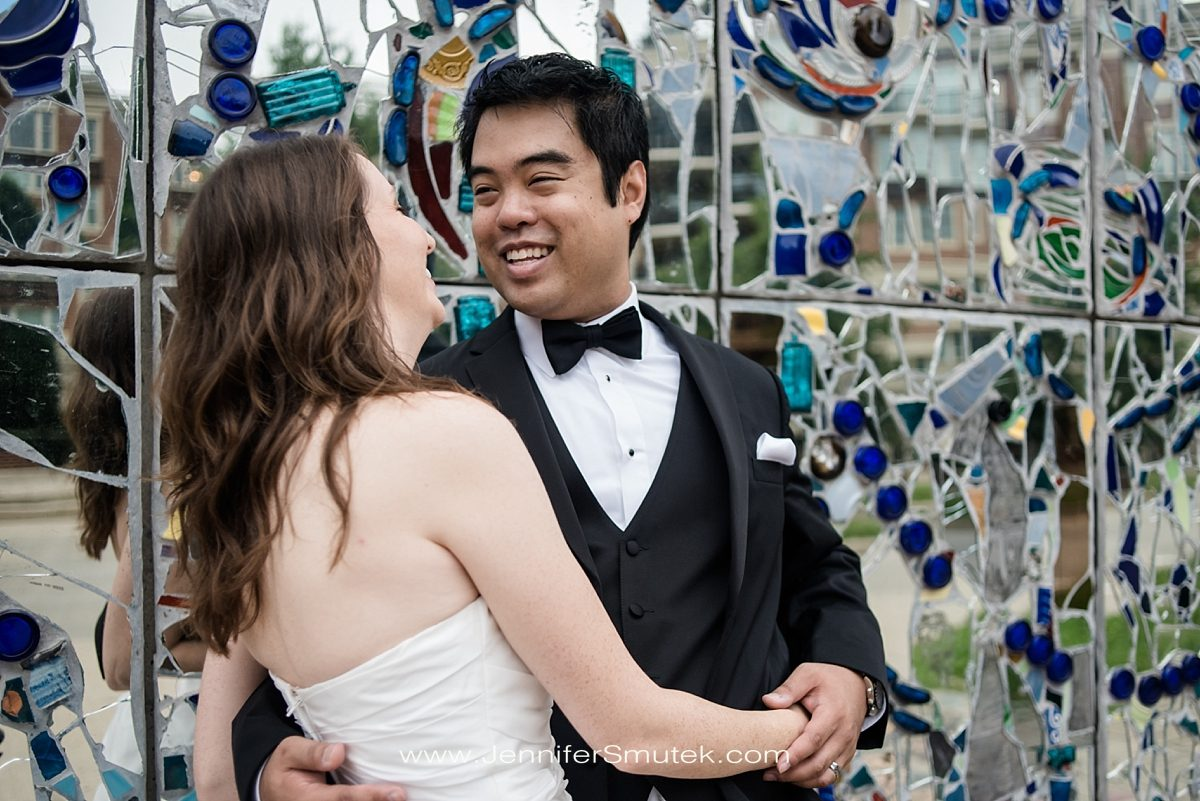 AVAM wedding photos