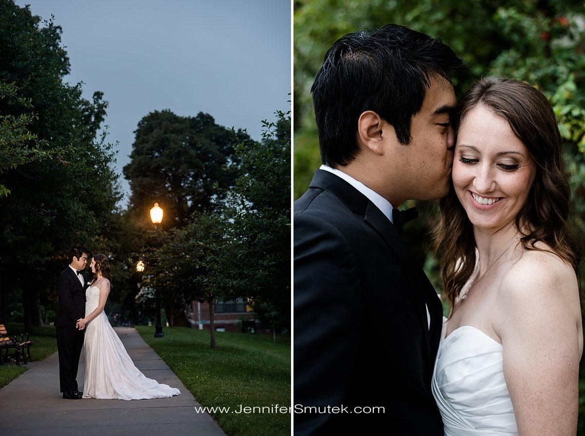federal hill elopement photos