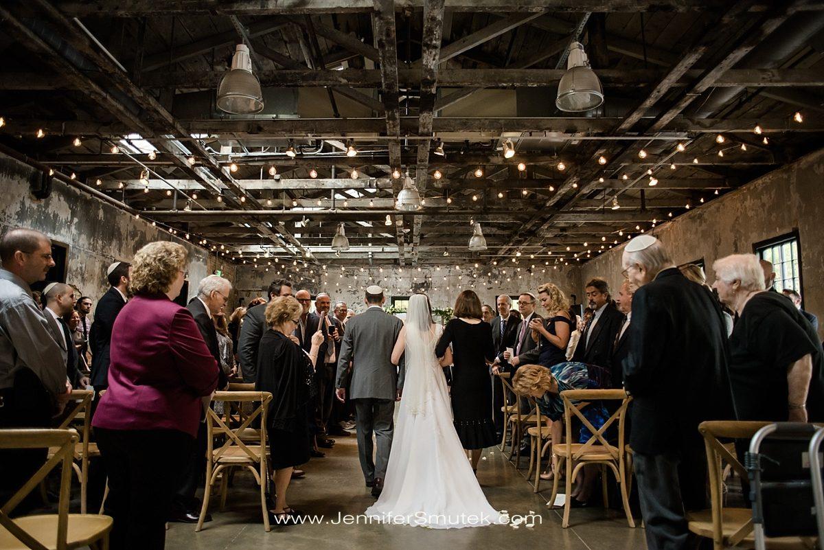 Mt. washington mill dye house wedding