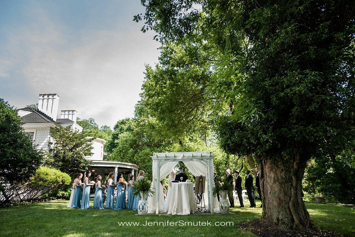 overhills mansion wedding