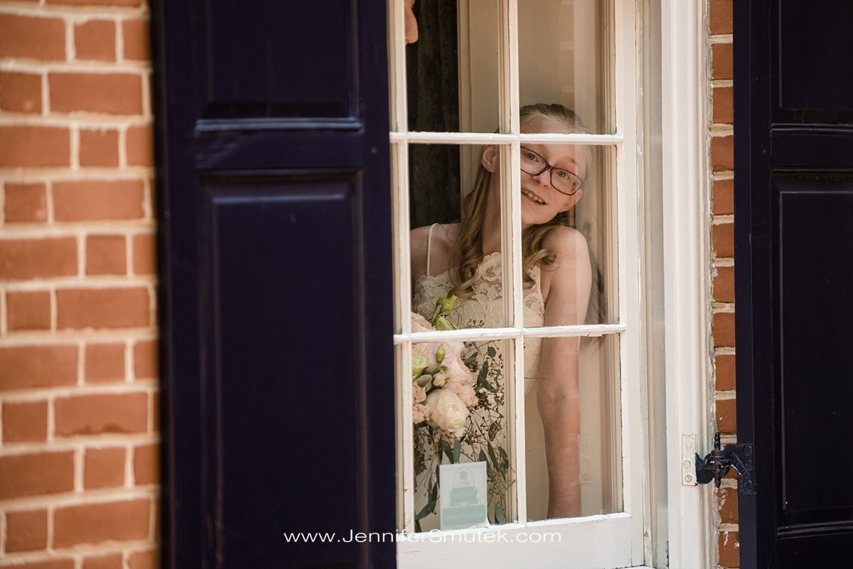 carrollton Inn wedding