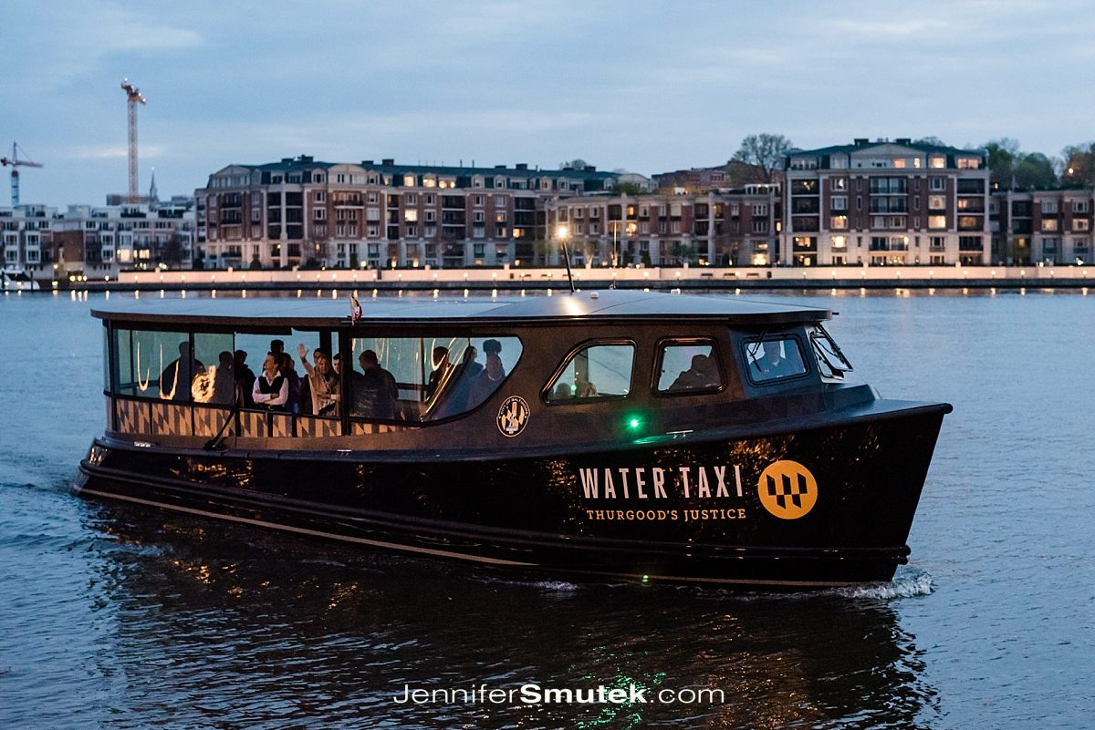 baltimore water taxi private charter