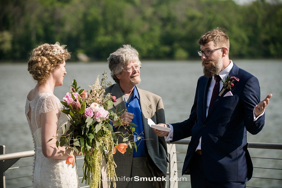 DC pop-up wedding