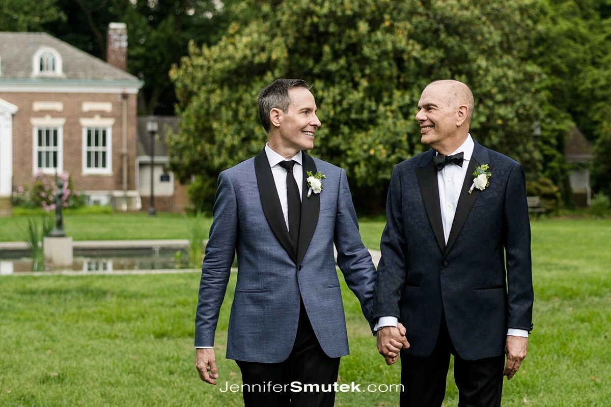 wedding at the johns hopkins club in baltimore