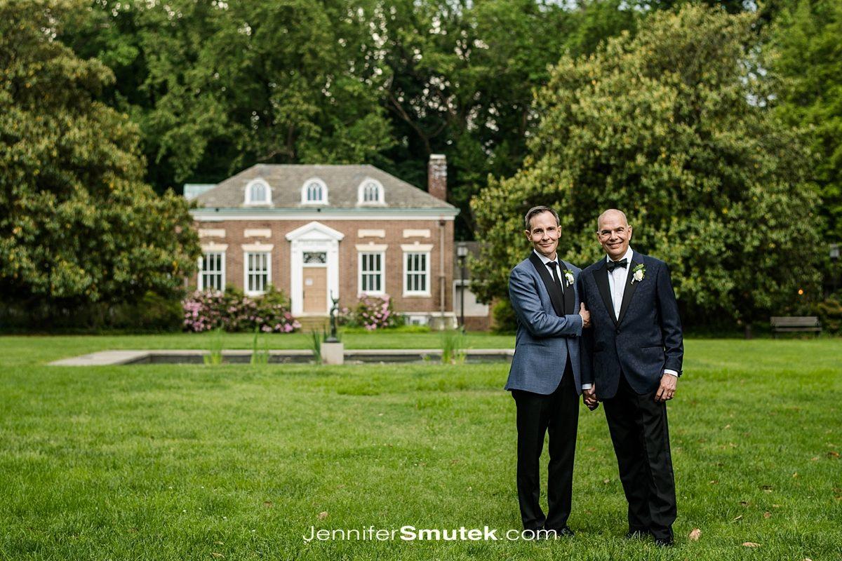 Spring Johns Hopkins Club Wedding