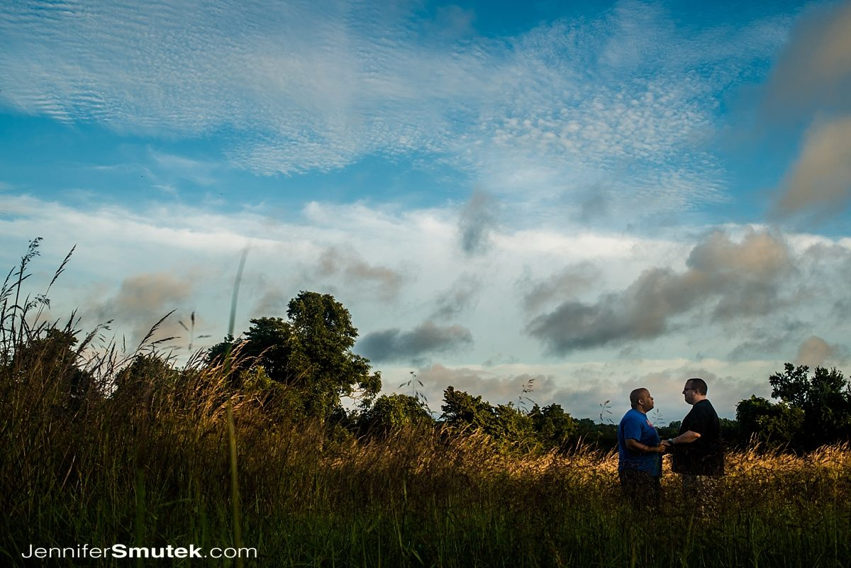 Soldiers Delight Engagement Session