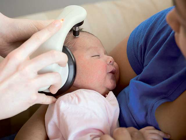 baby-hearing-test