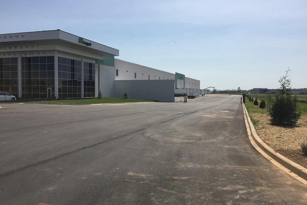 Genpack Distribution Center JTL