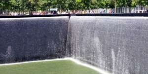 911 Memorial Reflecting Pool at the World Trade Center (Photo Credit: Faith McDonnell)