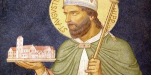 Saint Augustine and the Earthly City of God
