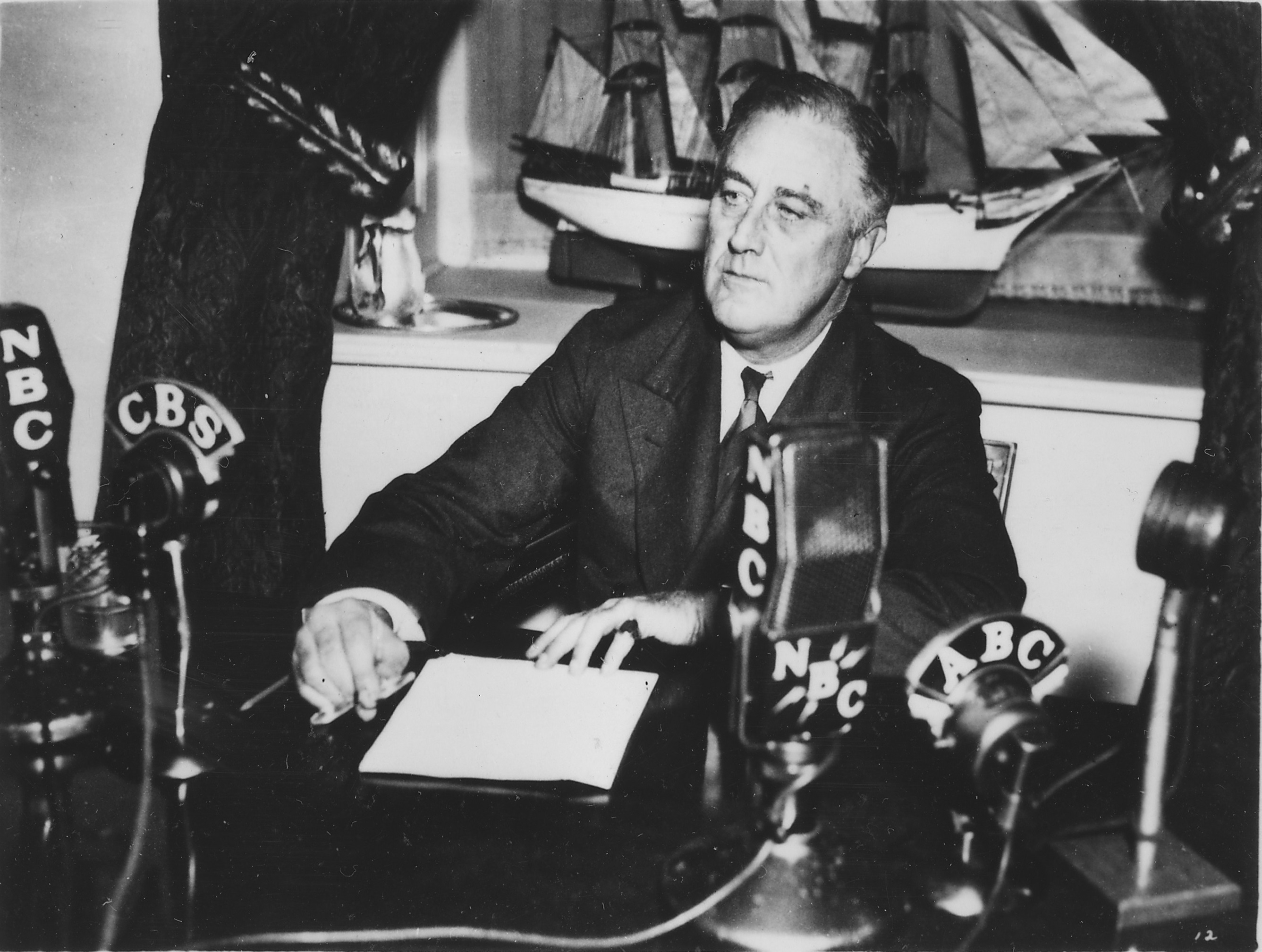 Please help!! question about FDR?