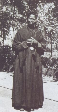 Photo of Sister Josephine Bakhita from the Institute for Christian Formation
