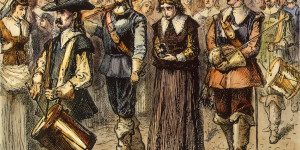 Mary Dyer Led to Execution