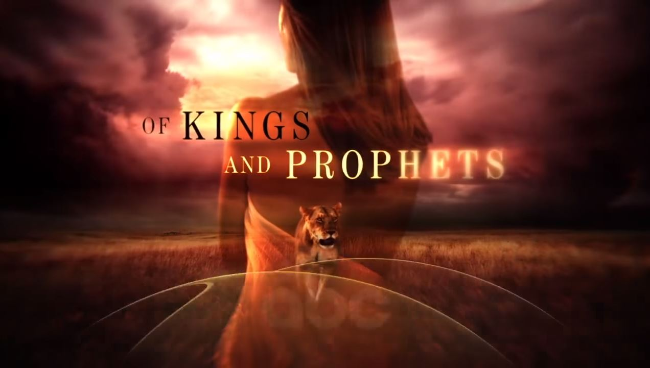 Of Kings And Prophets On Abc King David With More Sex