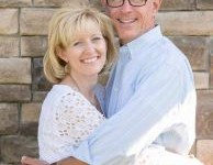 Pastor Dale Locke of Community of Hope with his wife, Beth