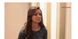The Daily Caller interviews Chelsen Vicari