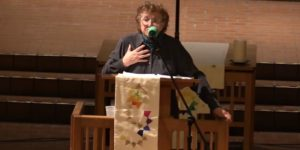 Rosemary Radford Ruether lectures on ecofeminist theology