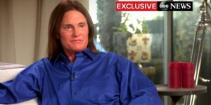 Bruce Jenner talks with Diane Sawyer on ABC's 20/20 in April of 2015.