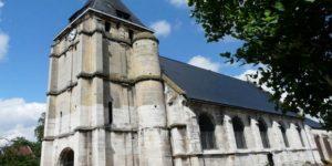 Normandy Church Terror