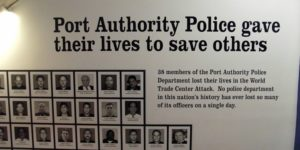 Tribute to all of the Port Authority Police that were killed on September 11, 2001
