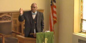 PCUSA Stated Clerk Rev. Dr. J Herbert Nelson II