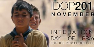 Poster for IDOP from University Bible Fellowship of Illinois institute of Technology.
