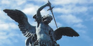 Saint Michael the Archangel (Photo credit: Image Buddy)
