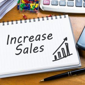 music increase sales