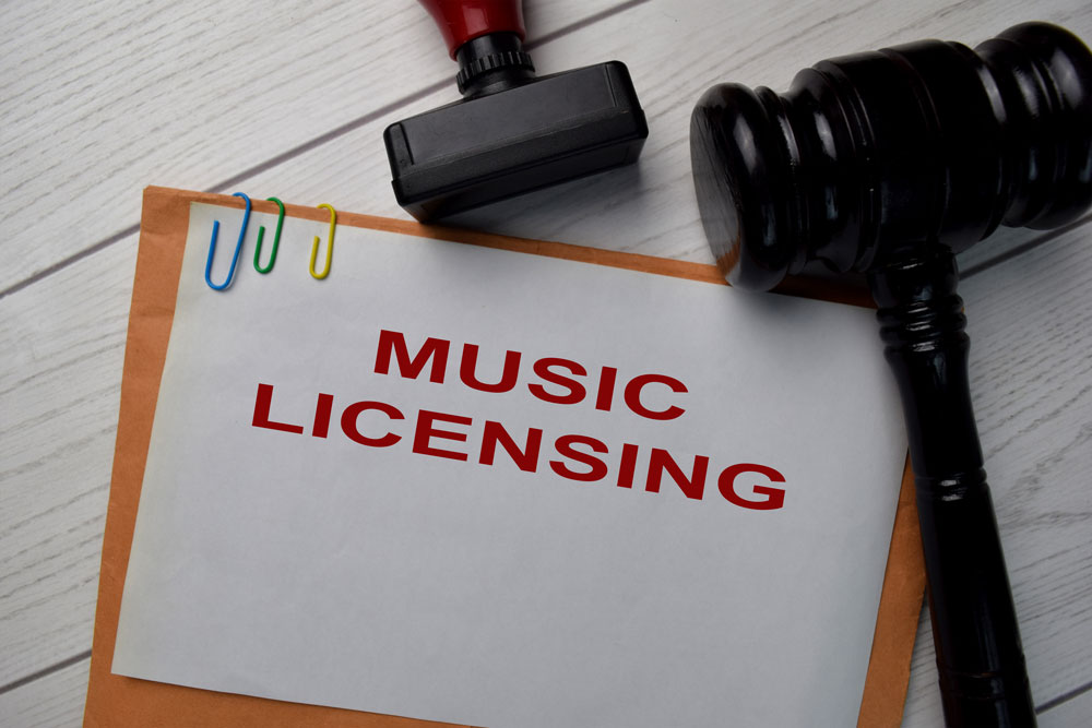 commercial music copyright law