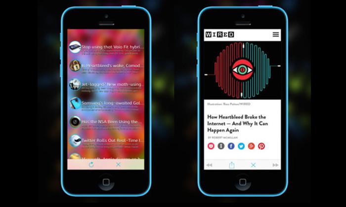 W8 iOS App