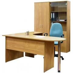 office furniture, including an ergonomic desk chair