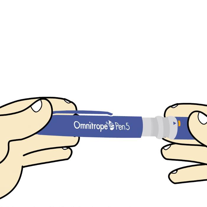 Pen thumb
