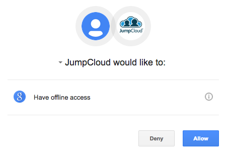 JumpCloud | G Suite User Import, Provisioning, and S