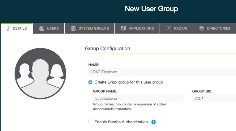 JumpCloud | Creating LDAP Groups