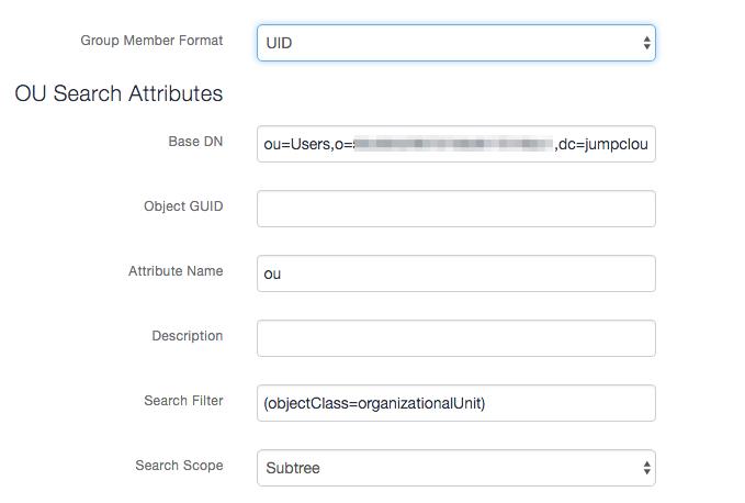 JumpCloud   Configuring MobileIron to use JumpCloud'
