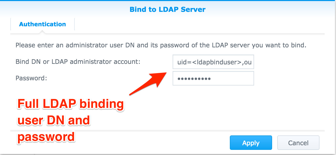 JumpCloud | Configuring a Synology NAS to use JumpCl