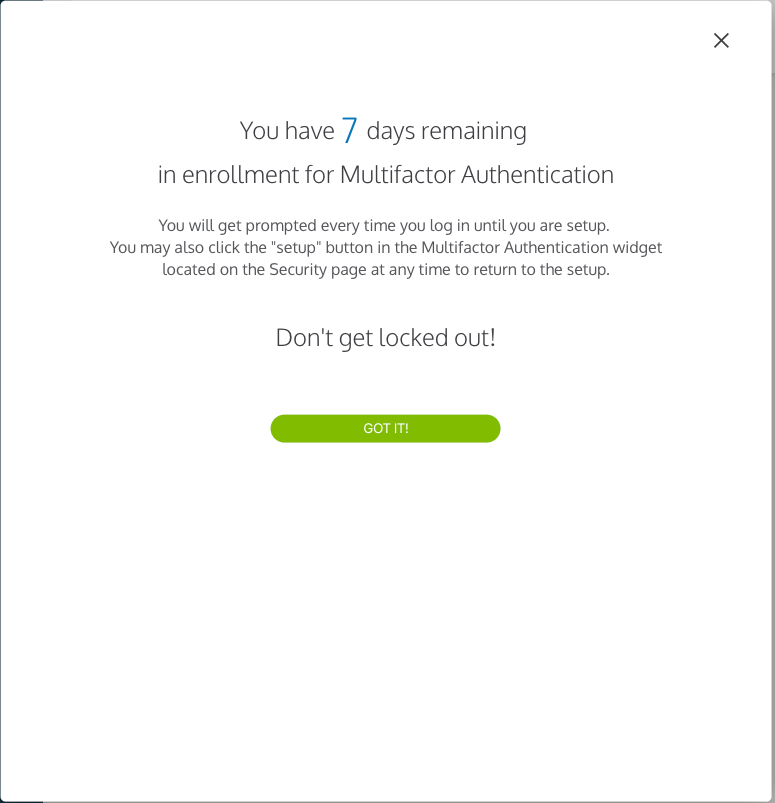 JumpCloud | Using Multi-factor Authentication with Y
