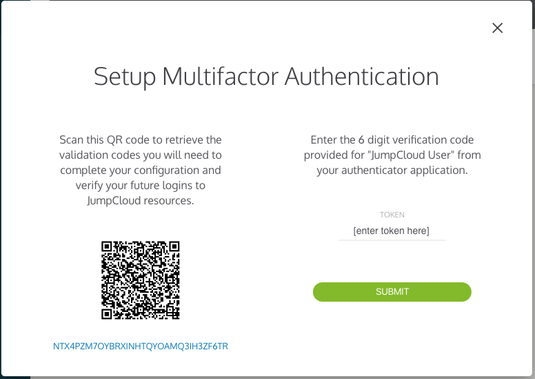 JumpCloud | Set Up JumpCloud Multi-factor Authentica
