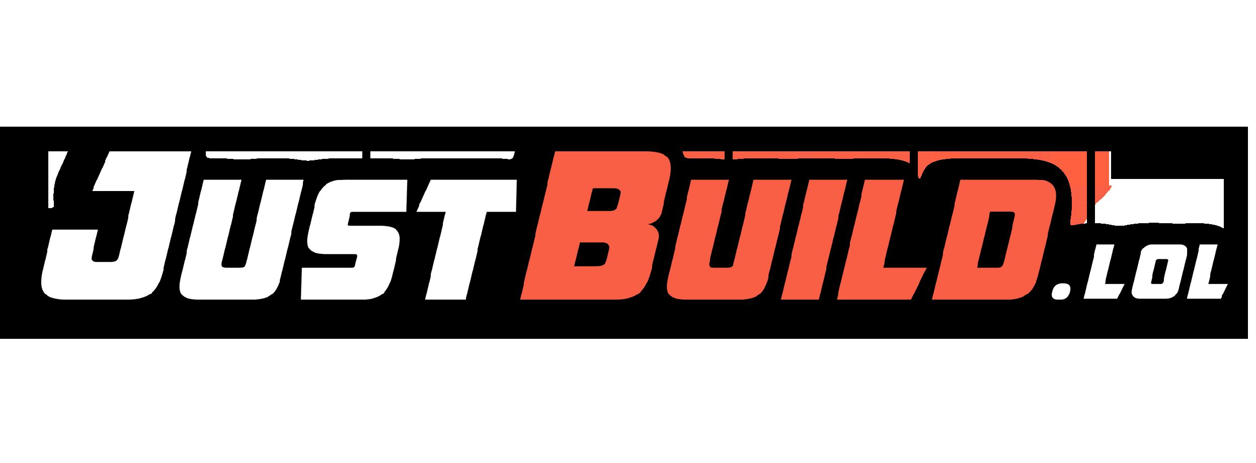 JustBuild.LOL PC Logo