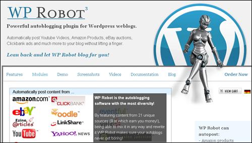 WPRobot - WordPress Plugin