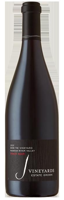 J Pinot Noir, Bow Tie Vineyard