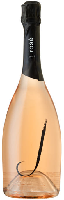 On the bright and refreshing palate, layered flavors of juicy raspberry, tangerine and white peach blend with hints of white floral blossom, lavender and slivered almonds.