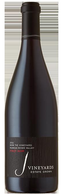 2014 J Pinot Noir, Bow Tie Vineyard