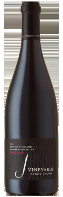 2015 J Pinot Noir, Bow Tie Vineyard