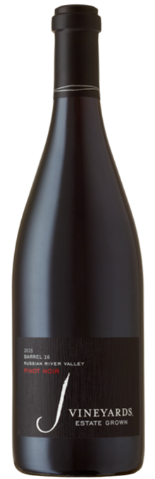 2015 J Pinot Noir Barrel 16, Russian River Valley