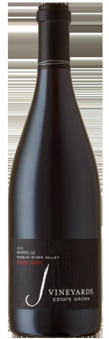 2015 J Pinot Noir Barrel 16, Russian River Valley